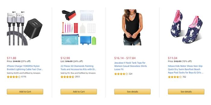 Amazon Discount Code