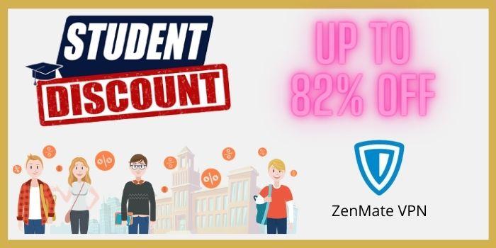 Zenmate Student Discount